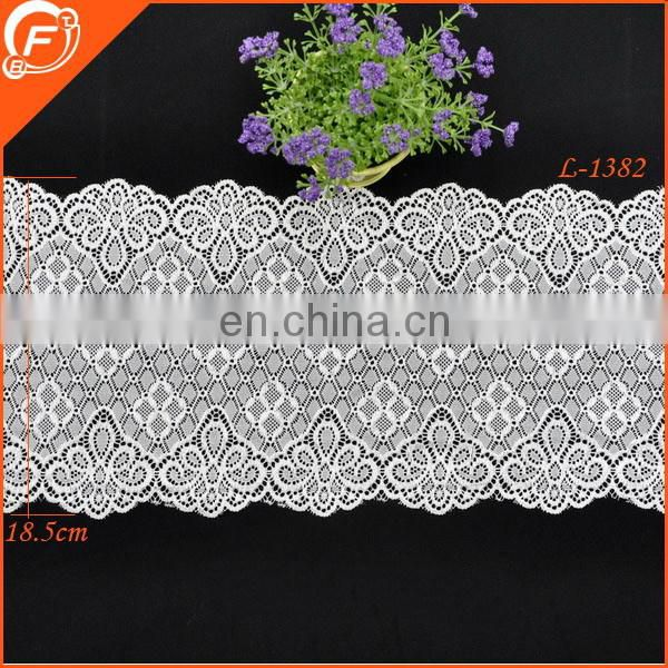 2016 new fashion white new lace designs to austrian