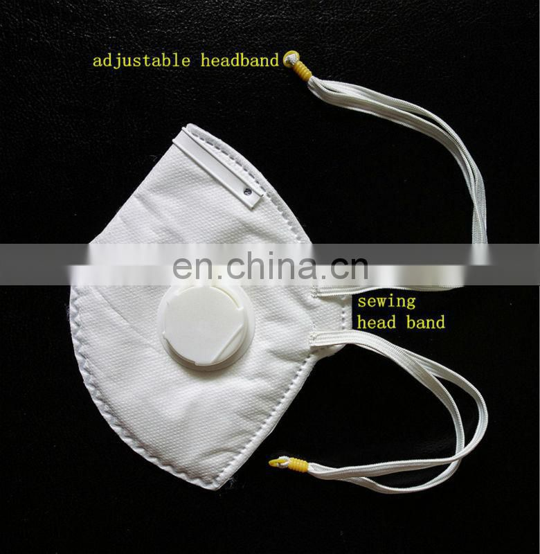 Disposable nonwoven dust mask protect against MERS,SARS virus