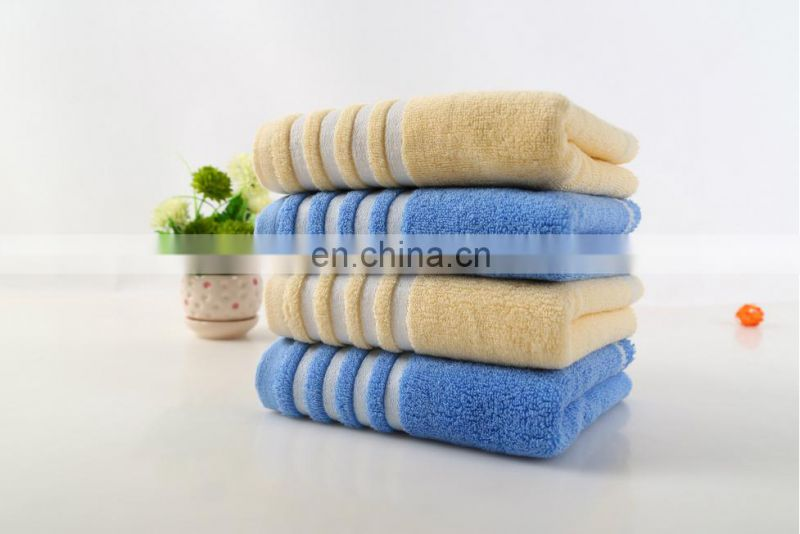 Wholesale High Quality Soft Soild Color 100% Bamboo Fiber Sport Towel