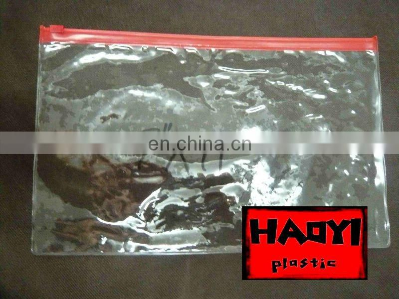plastic hook cloth bag