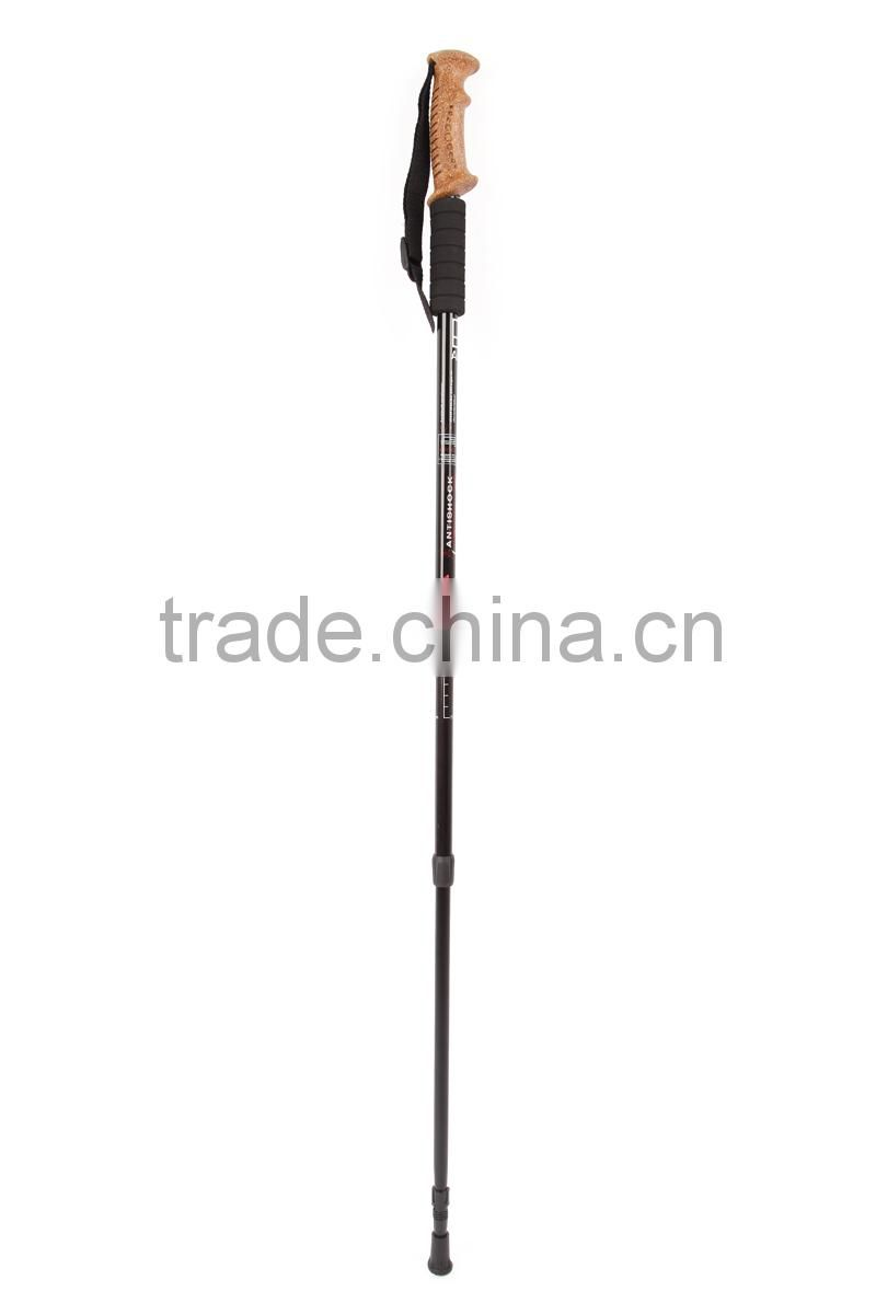 outdoor camping trekking pole, hiking stick, mountaineering stick