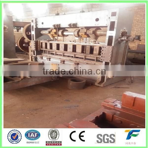 expanded vermiculite machine /iron bbq grill expanded metal mesh machine /expanded polystyrene block machine