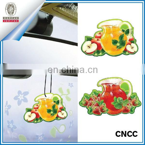 Auto accessories car fragrance paper air freshener (ZY20-5545)