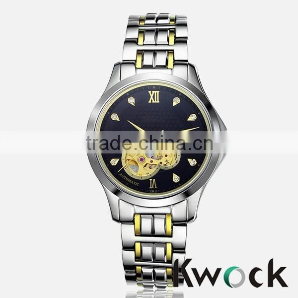 Bonill hot sell 2016 new products extra slim watch women stainless with stainless steel back