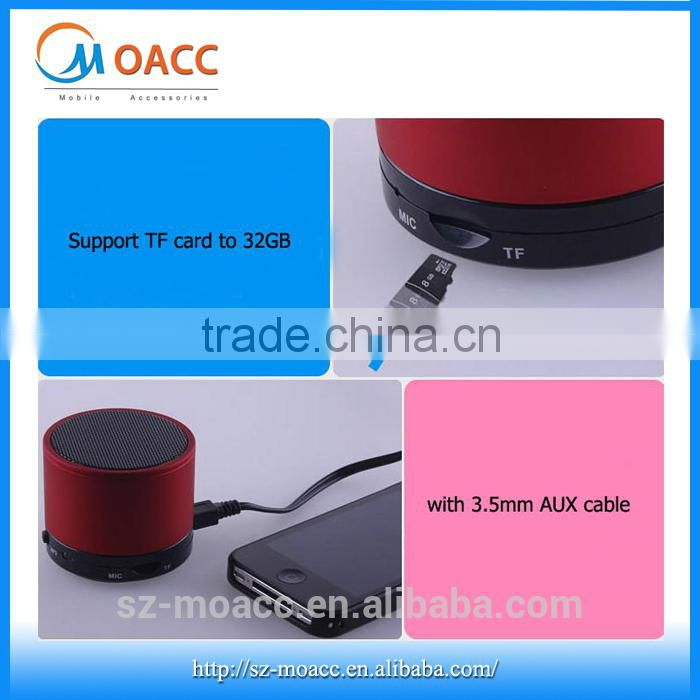 2015 factory price portable Active Bluetooth Speaker