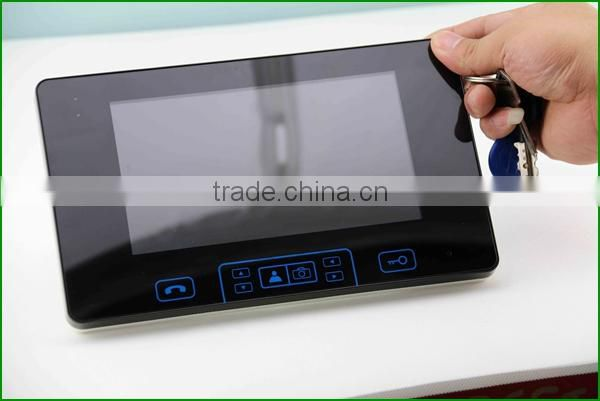 Electric lock controller remote control apartment wireless video door phone intercom system