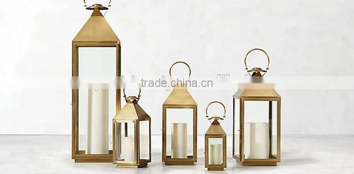 garden outdoor metal fancy lantern
