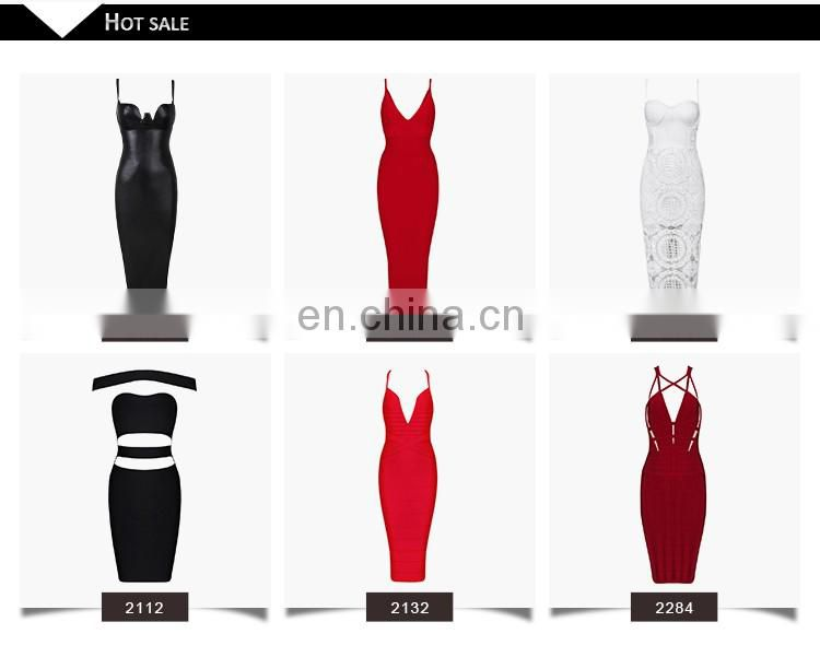 woman bodycon fishtail maxi party dresses , sexy bandage one piece dress for wholesale
