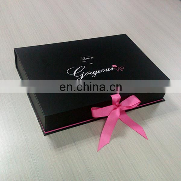 2017 Paper Box, Custom Personalized Cosmetic Packing Gifts, Luxury Gift Box Wholesale