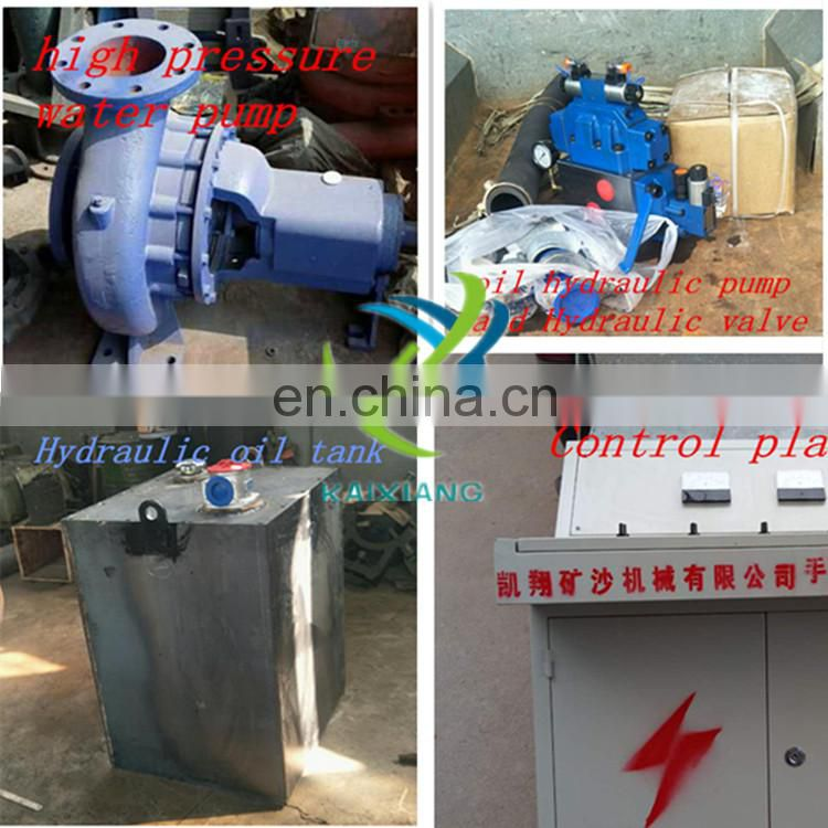 Wisely Used Hydraulic Cutter Suction Dredger(SGS, BV Certificate)