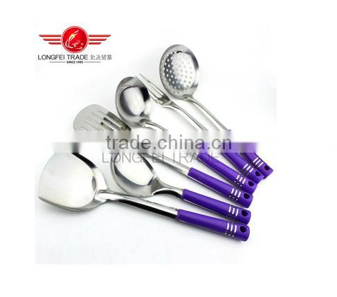 factory direct wholesale stainless steel kitchen utensils set