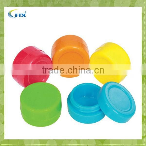 2014 Customized Silicone Wax And Oil Container