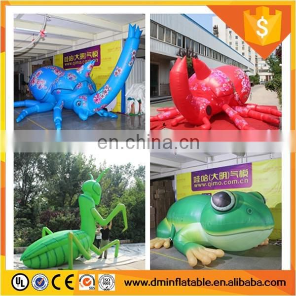 2016 Cheap inflatable shoes for advertising