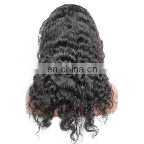 wholesale price 24inch hot selling silk top red lace front lace wig for black women