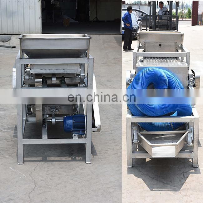 hot sale stainless steel automatic peanut cutting machine Nut Crushing Machine