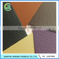 Embossed Artificial PVC Leather for Car Seat Cover