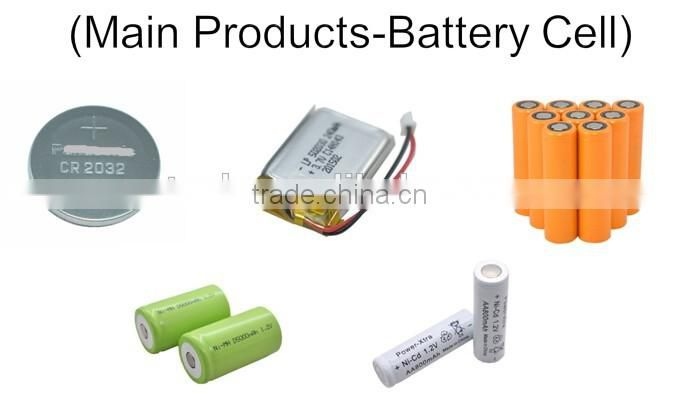 5/4AAAA size battery 1.2V Ni-Mh type cylindrical cell 450mah
