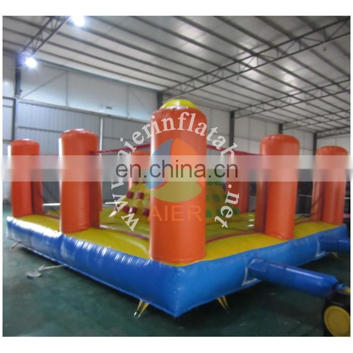 Attractive Inflatable climbing playground for kids