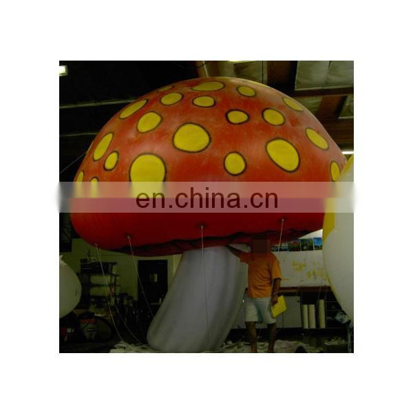 decoration giant inflatable mushroom for outdoor