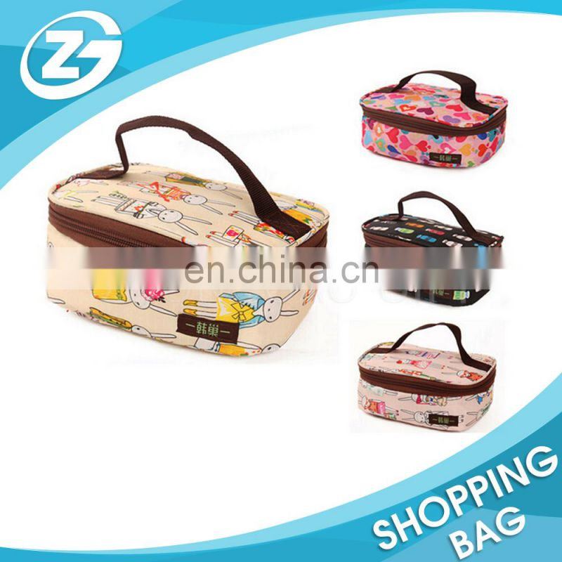 Custom Design New Style Promotional Fashionable Personalized Frozen Lunch Insulated Hot And Cold Pizza Carry Cooler Bag