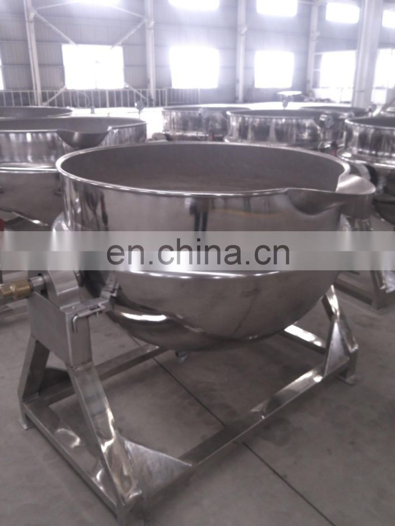 100L electric jacketed cooking pot