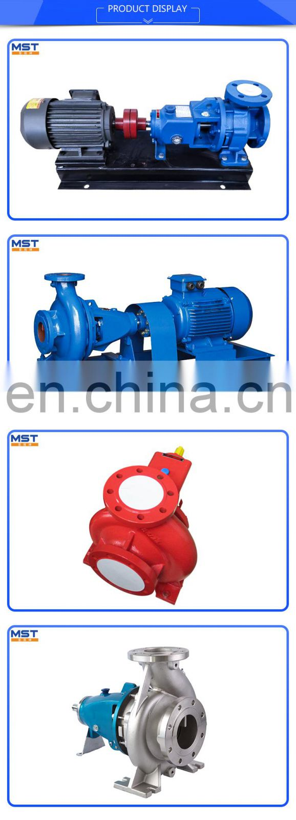 High pressure lift electric water pump 1.5hp