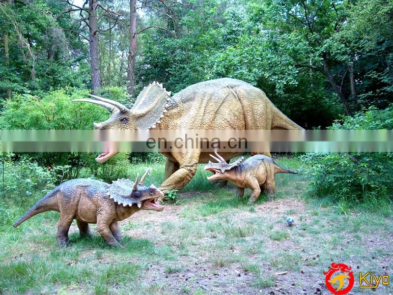 High Quality Animatronic Maiasaura for outdoor playgroud for sale