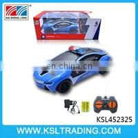 Hot sale remote control toy car including battery