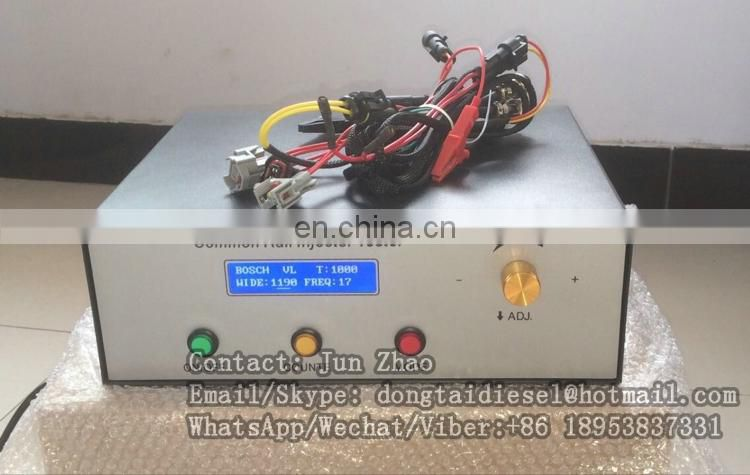 CR1000----Common rail electromagnetic injector tester