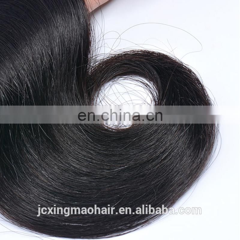 Unprocessed 100% brazilian virgin hair extension, wholesale 100% brazilian virgin hair body wave