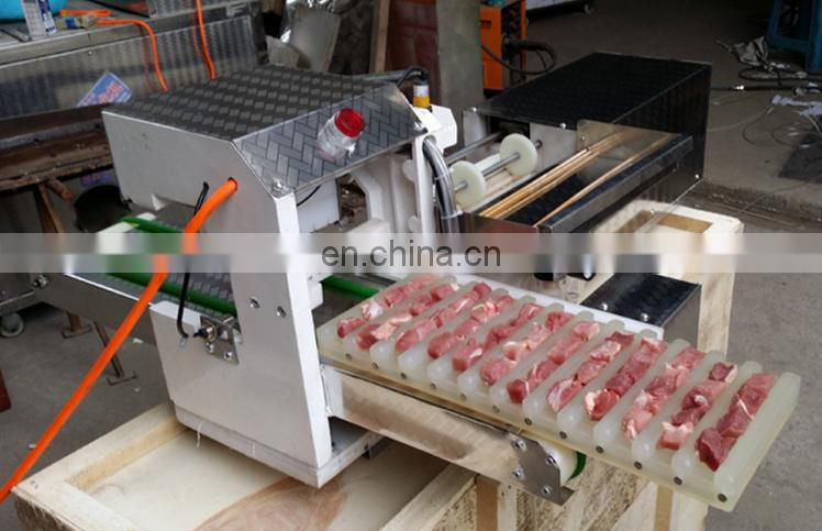 New design doner kebab skewer machine