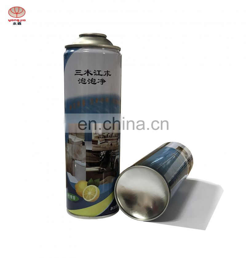 4 colors printing vary usage aerosol spray can for customization