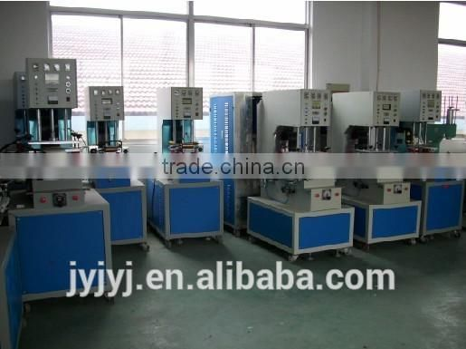 Single head double location of high frequency welding machine/Special preferential price, sincerely moved world -- to patronize