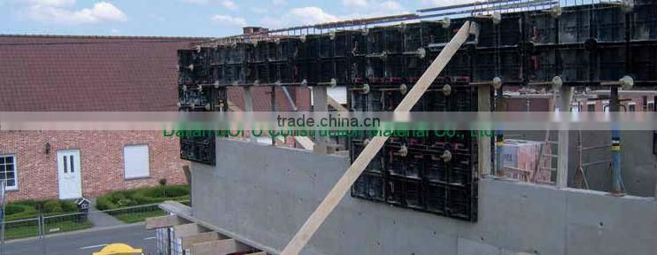 Chinese plastic Modular Formwork system for construction and building
