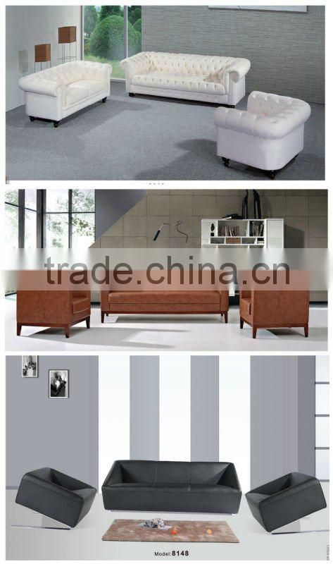Popular sofa set pictures 8012