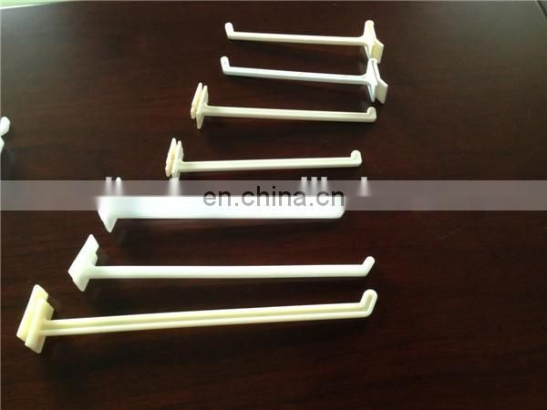 high quality cardboard plastic display hook