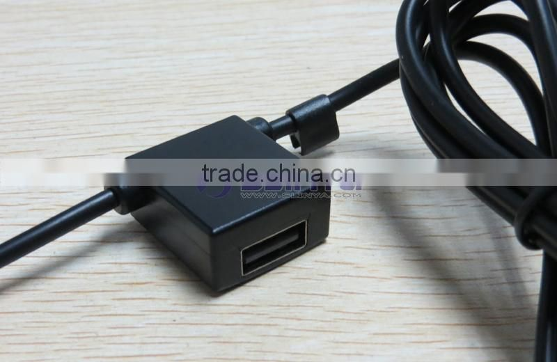 12V 2.85A Plug Power Adapter Wall AC Charger Power Supply For Microsoft Surface Pro 3 Tablet