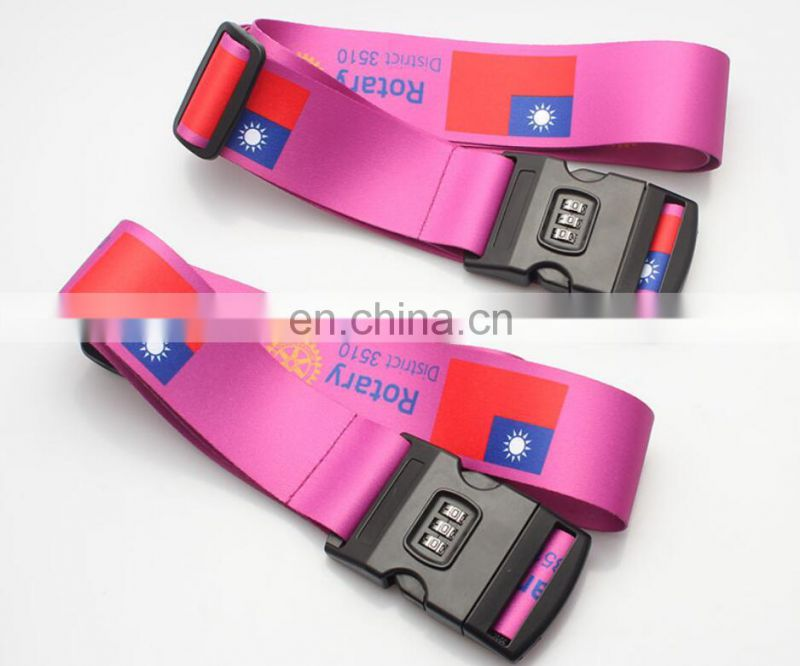 luggage belt / luggage strap / luggage webbing