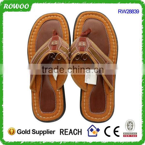 micro suede Outsole Material and velvet Upper Material hotel slipper