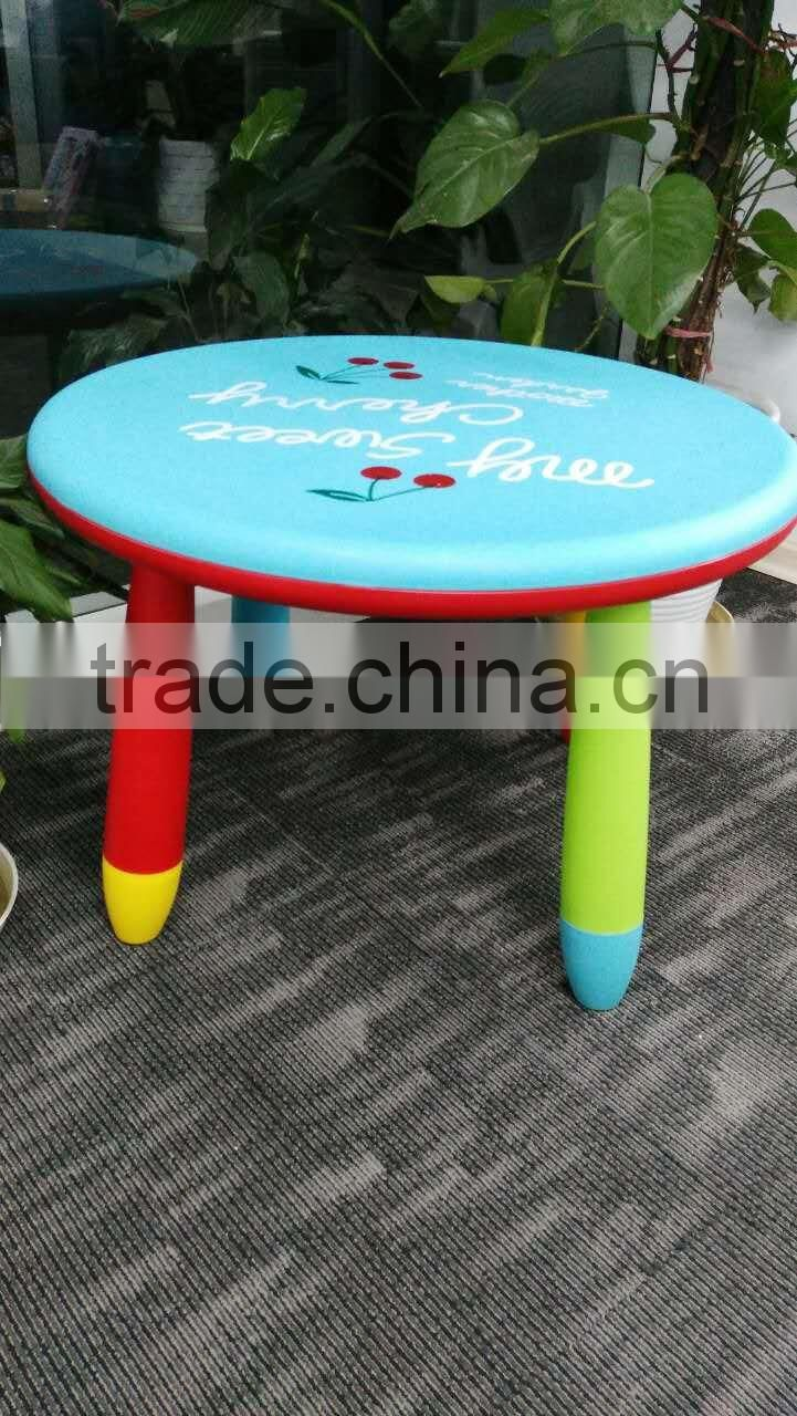 Hot Sale Lovely Kids Early Education kids table