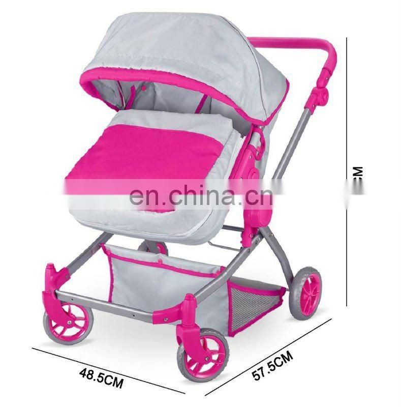 doll pram baby stroller pretend play toy