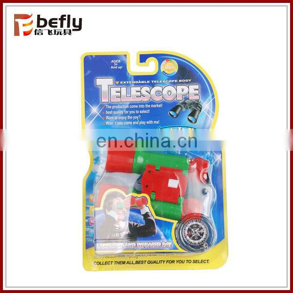 Small plastic binocle toy for children play