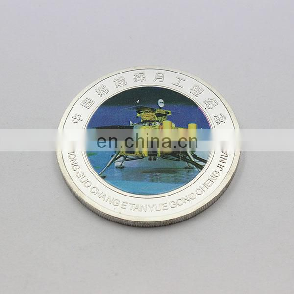 Christmas gift promotion metal factory dealers coin