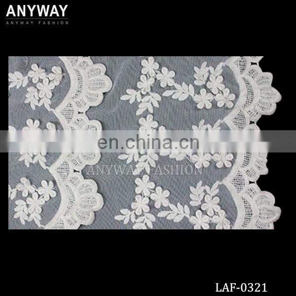 New fashion wholesale stretch lace fabric
