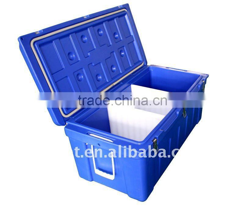 Hot Sale 120L Plastic Cooler Box,Ice coole box,ice box