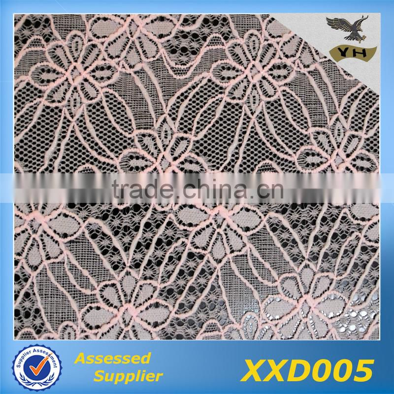 2014 New China wholesale embroidered italian lace fabric nigerian lace