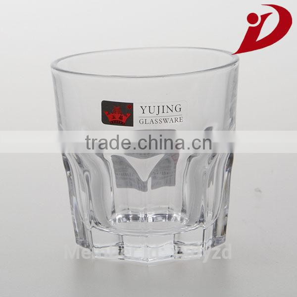 whisky glass leadfree crystal stemless wine glasses thick bottom drinking glass whisky cups wholesale