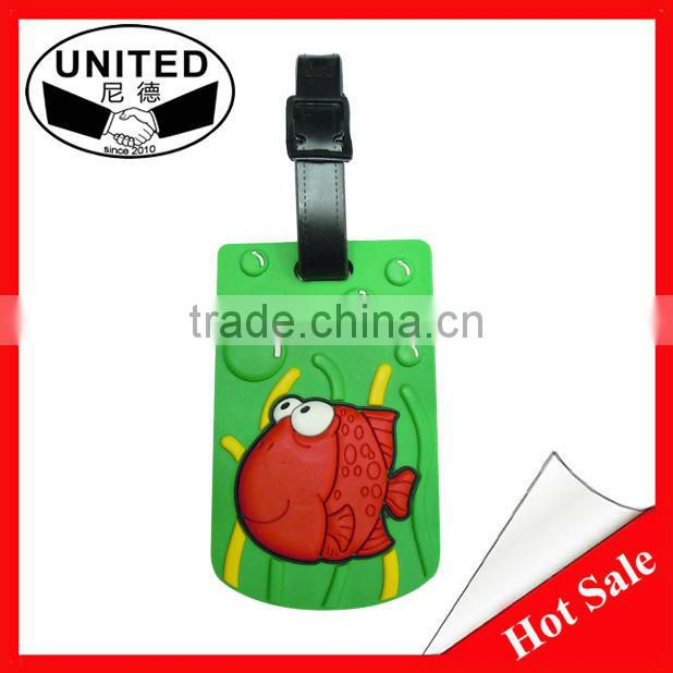 costom airport luggage tag