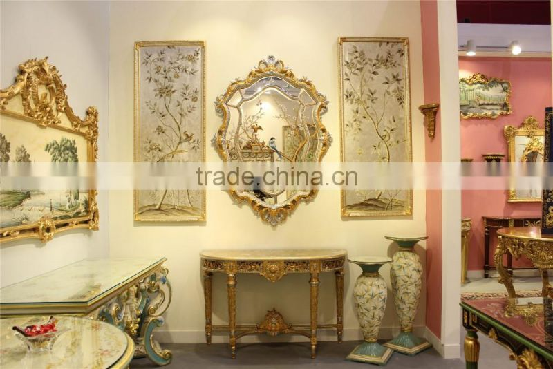 Hand Painted Furniture Classic Console Table Trends 2017 Of Hand