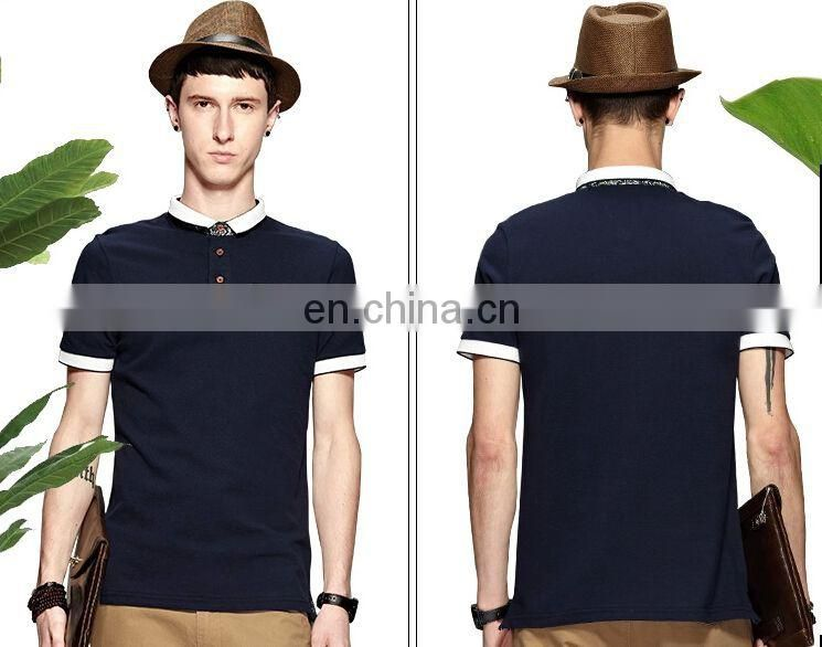 BTITISH STYLE MANS PLAIN POLO SHIRT